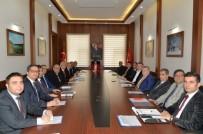 TRAKYA - Vali Civelek, 'Kamu Üniversite Sanayi İşbirliği Toplantısı'na Katıldı