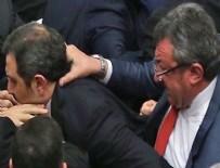 Yılmaz: Bana Kılıçdaroğlu'nun önünde kalleşçe saldırdı