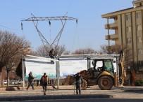YÜKSEK GERİLİM - Yüksek Gerilimli Enerji Nakil Hatları, Tramvay Seferlerine Darbe Vurdu