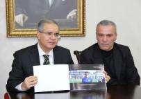 SÜLEYMAN TAPSıZ - 15 Temmuz'da Yaşananlar Ve Şehit Muhammed Yalçın Anısına Kitap Ve CD Bastırıldı