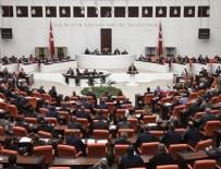 YÜCE DIVAN - 9. madde 343 oyla kabul edildi
