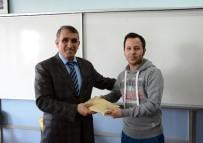 BEDEN EĞİTİMİ ÖĞRETMENİ - Adilcevaz'da Dereceye Giren Öğrenciler Ödüllendirildi