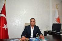 AK Parti Doğubayazıt İlçe Başkanı İstifa Etti