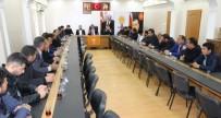 AK Parti Harran İlçe Başkanlığında Yılın İlk Danışma Meclisi Toplantısı Yapıldı