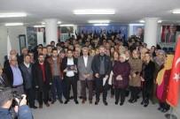 GENEL KURUL - AK Parti Teşkilatı TBMM Başkanvekili Ahmet Aydın'a Sahip Çıktı