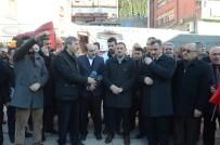 KÖMÜR YARDIMI - AK Parti Ve Hayrat Vakfı Tarafından Halep'e Yardım Tırları Gönderildi