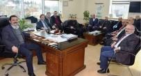 AK Partili Başkanlar Armutlu'da Toplandı