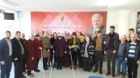 GÖRME ENGELLİLER - AK Partili Kadınlar Kendilerini Görme Engellilerin Yerine Koydu