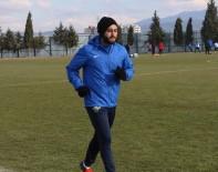 UYGAR BEBEK - Akhisar Belediyespor Karabükspor Maçı Hazırlıklarını Tamamladı
