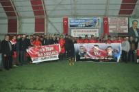 AKŞEHİR BELEDİYESİ - Akşehir'de Şehit Kaymakam Adına Futbol Turnuvası
