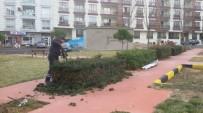 Alaşehir Belediyesi Kışlık Bakımlara Devam Ediyor