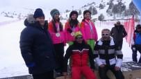 Alp Disiplini Yarışmasında Dereceye Giren Sporculara Madalyaları Verildi
