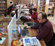 OKUMA SALONU - Altınordu'da Kütüphane Kullanımı İki Kat Arttı