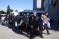 İNFAZ KORUMA - Antalya'da FETÖ Operasyonunda 10 Tutuklama
