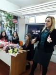 ÇOCUK GELİŞİMİ - Ayvalık Zübeyde Hanım MTAL'de Kariyer Günleri