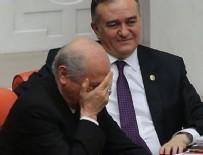 ARBEDE - Bahçeli'yi gülme krizine sokan CHP'li