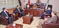 BELEDİYE BAŞKANLIĞI - Bakan Yardımcısı Yegin ETSO'yu Ziyaret Etti