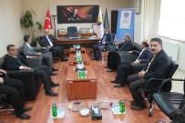 DEVRIM - Başbakan Başdanışmanı İnanç'tan Van TSO'ya Ziyaret