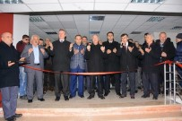 MUSTAFA ŞAHİN - Başkan Acar Düğün Salonlarının Açılışına Katıldı
