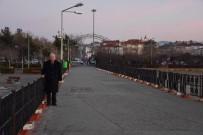 Başkan Albayrak Şarköy İlçesinde İncelemelerde Bulundu