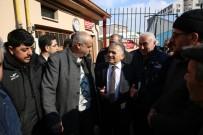 KÜÇÜK MUSTAFA MAHALLESİ - Başkan Büyükkılıç Ve Ekibi Küçük Mustafa Mahallesi'nde