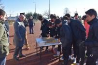 KOCAELISPOR - Başkan Eşkinat'tan Tekirdağsporlu Futbolculara Baklava Dopingi