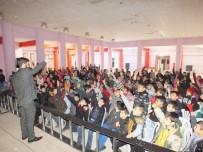 MEHMET ÇIFTÇI - Batman Ve Siirt'teki Okullarda Enerji Verimliliği Etkinliği