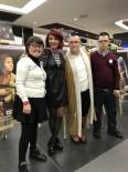 ZİHİNSEL ENGELLİLER - Berko İlaç, İZEV'in 'Sanat Ve Biz' Projesine Destek Oldu