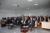 YÜKSEK HıZLı TREN - Bilecik'te Yılın İlk İl Koordinasyon Kurulu Toplantısı