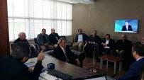 YOL HARITASı - Birecik'te Organize Sanayi Bölgesi İçin Toplantı Düzenlendi