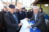 İMAR PLANI - Bozbey Açıklaması 'Yaylacık Yeni Projelere Kavuşacak'