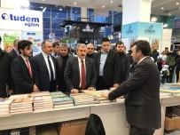 BÜYÜK BIRLIK PARTISI GENEL BAŞKANı - Bursa Kitapçısı Başkentte