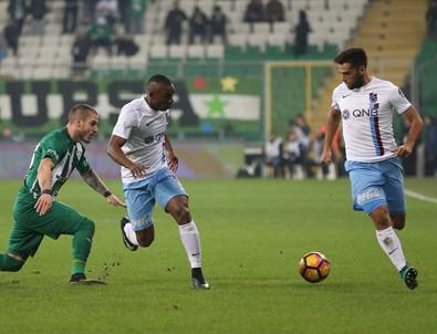 Trabzon ikinci yarıya iyi başladı