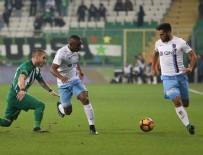 OLCAY ŞAHAN - Trabzon ikinci yarıya iyi başladı