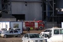 MEHMET ARSLAN - Çelik Dönüşüm Fabrikasında Patlama Açıklaması 1 Ölü, 15 Yaralı