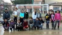 Çocukların Hentbol Sevinci