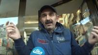 KURTARMA EKİBİ - Çökme Anını Gören Vatandaş Dehşeti Anlattı