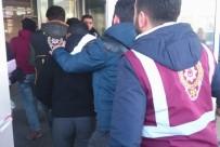 Çorlu'da Şafak Vakti Huzur Operasyonu
