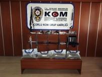 Çorlu'daki Huzur Operasyonuna 16 Gözaltı