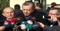 ERKEN SEÇİM - Cumhurbaşkanı Erdoğan'dan erken seçim açıklaması