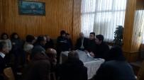ÇALIŞMA BAKANLIĞI - Denizli İŞKUR ''Evsiz Vatandaşlar'' İle Buluştu