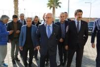 FARUK ÇELİK - Ekinci'den Şanlıurfaspor'a Moral Ziyareti