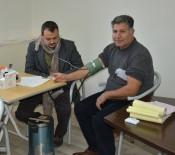 SÜLEYMAN ŞIMŞEK - Elbeyli İlçesinde 'Kan Bağışı' Kampanyası