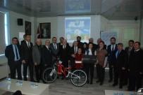 DİZÜSTÜ BİLGİSAYAR - 'Enerji Tasarrufu' Resim Yarışmasında Dereceye Girenlere Ödül
