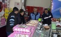 KIRMIZI ET - Erciş Belediyesi'nden İşletmelere Yönelik Denetim