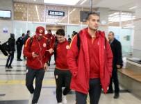 AHMET ÇALıK - Galatasaray Kafilesi Konya'da
