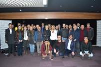 Gazeteciler Dağ 2 filmini izledi