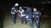 MERMİ - Gaziantep'te Akıl Almaz Kaza Açıklaması 1 Asker Hayatını Kaybetti, 4 Kişi Yaralandı