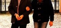 Gönen'de FETÖ Operasyonu Açıklaması 5 Gözaltı
