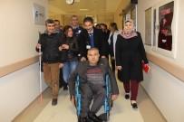 HASTANELER BİRLİĞİ - Hastanenin Engellilere Uygunluğu İncelendi